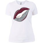 TSU Lips Boyfriend T-Shirt