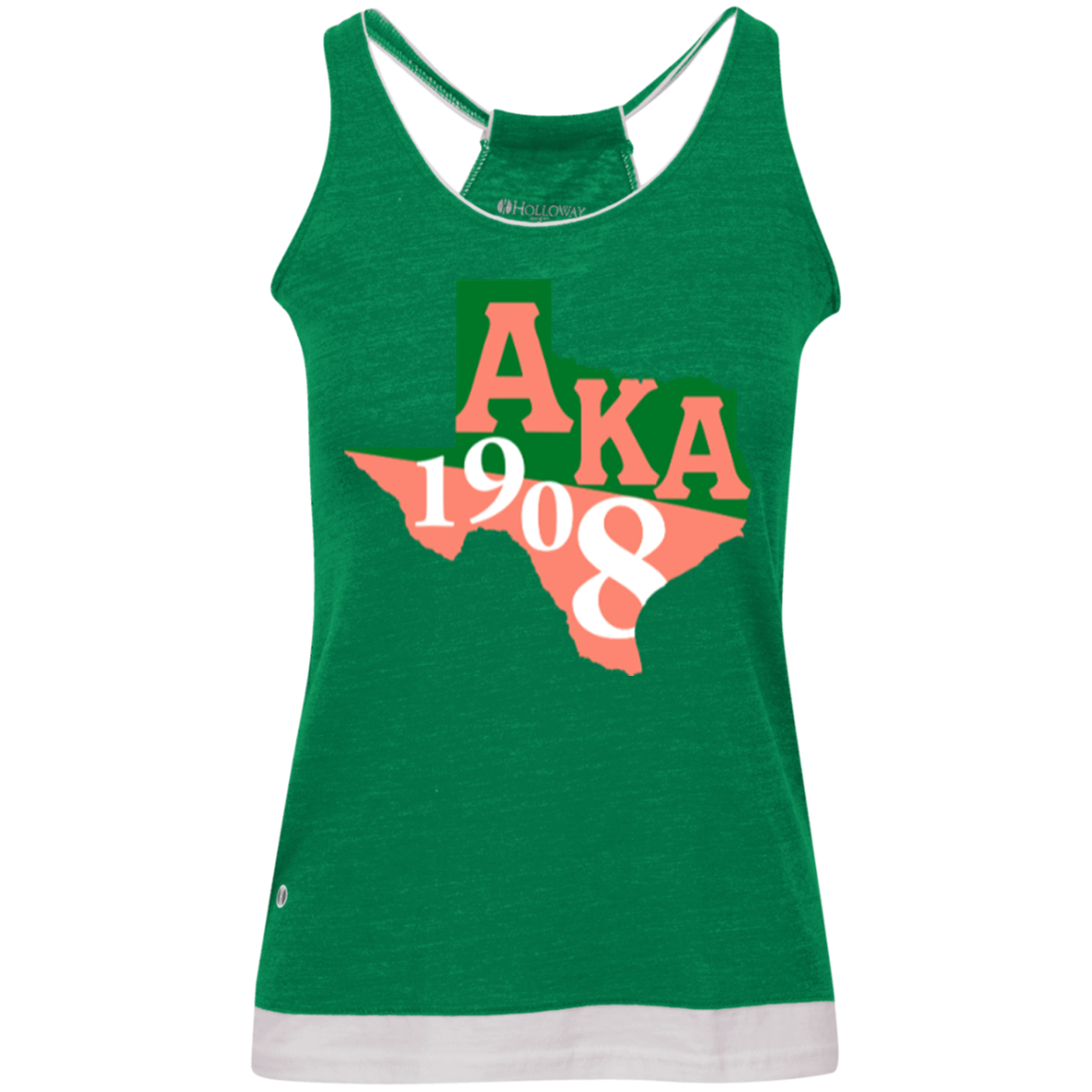 Juniors' Vintage Heathered Tank