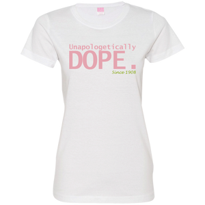 Dope AKA Ladies' Fine Jersey T-Shirt