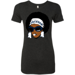 Jackson Afro Shirt- VERY FITTED