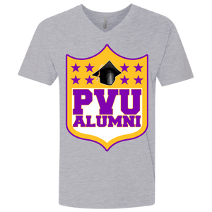 PVU Alumni Fitted SS V-Neck