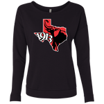 Texas Delta French Terry Scoop Sweater
