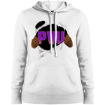 PVU Ripped Hooded Sweatshirt
