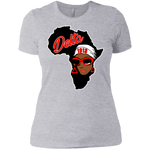 Africa Delta Ladies' Boyfriend T-Shirt