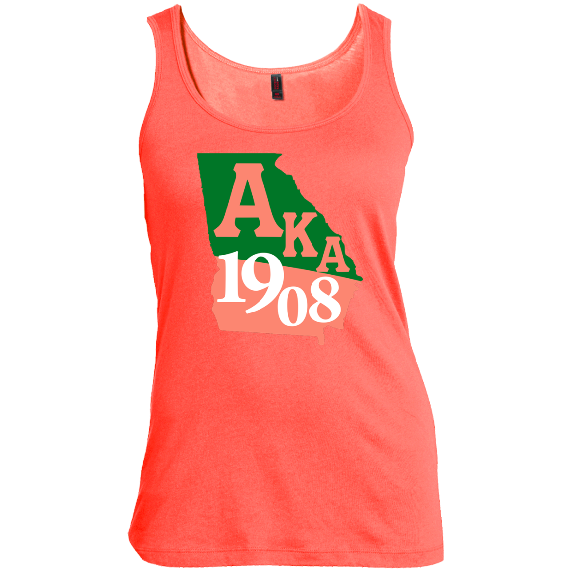 Women's Scoop Neck Tank Top