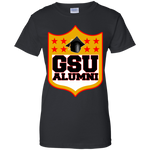GSU Shield Ladies' 100% Cotton T-Shirt
