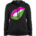 AKA Lips Hooded Sweatshirt