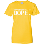 1977 Dope Ladies' 100% Cotton T-Shirt