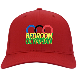 Bedroom Olympian Flex Fit Twill Baseball Cap