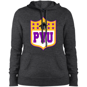 PV Shield Ladies Hooded Sweatshirt