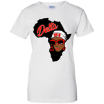 Africa Delta Ladies' 100% Cotton T-Shirt