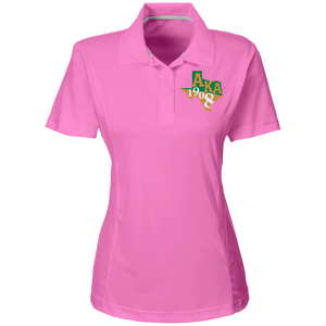 Team 365 Ladies Solid Performance Polo