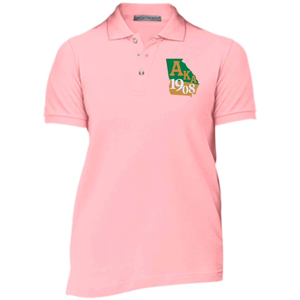 Ladies' Cotton Pique Knit Polo