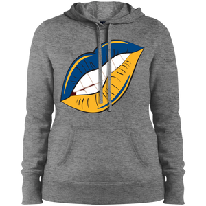 A&T Lips Ladies' Pullover Hooded Sweatshirt