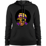 PVU Afro Pullover Hooded Sweatshirt