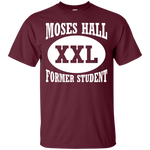 Moses Hall Gear