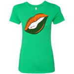 FAM LIPS Triblend T-Shirt