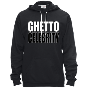 Ghetto Celebrity Pullover Hooded Fleece