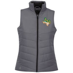 Ladies Quilted Vest
