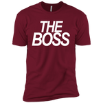 THE Boss Premium Short Sleeve T-Shirt