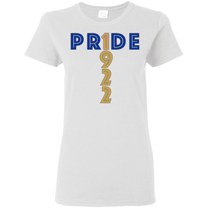 1922 Pride Women's Cut