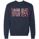 Hood Rich Heavyweight Crewneck Sweatshirt 9 oz.