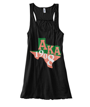 AKA Texas Edition Shirts- Limited Editio