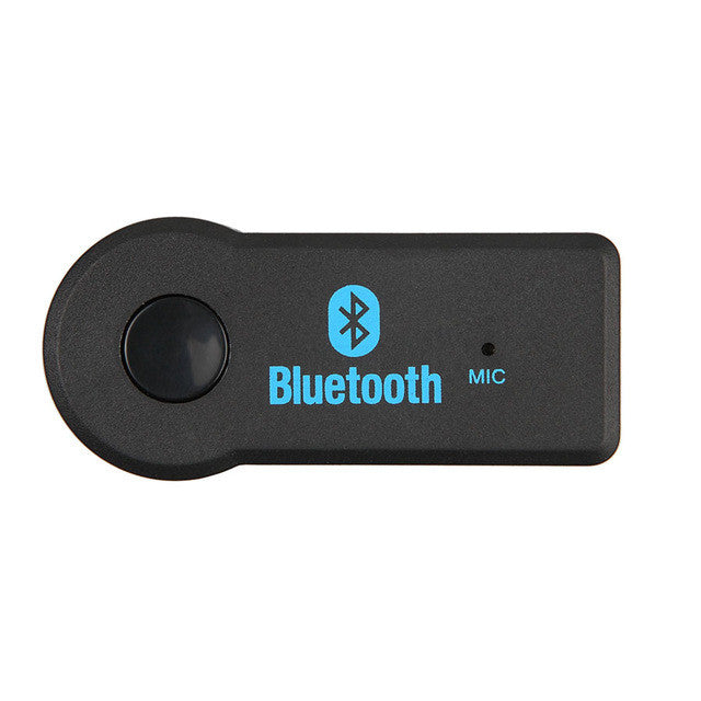 2017 Wireless Bluetooth  3.5mm Adapter- Streaming Music Converter