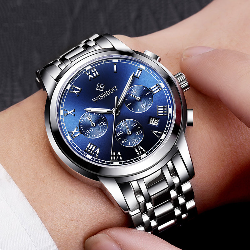 Blue Face Luxury Business Watch