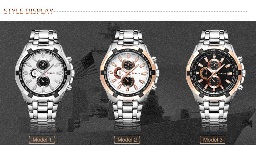 Top Brand Luxury Men Sport Watches