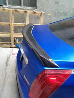 CTS Carbon Fiber Car CTS V Spoiler For CTS