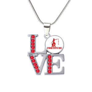 LOVE DST Necklace