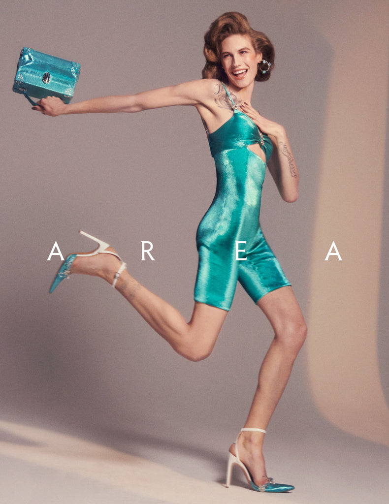 SS19 campaign by Area