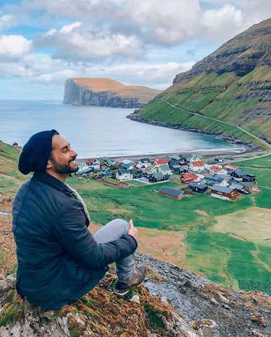 A travel highlight of 2018 for Andre was the Faroe Islands