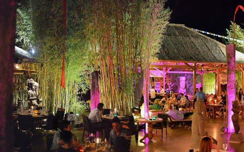 Bambuddha Restuarant is an experience like non other and a must when visiting Ibiza