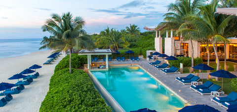 Banyan Tree Mayakoba offers a pristine eco-system for you to enjoy