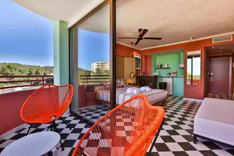 Nicolas Alexander has fallen in love with Cubanito's Art Deco and Colonial style that takes you back to Cuba in the 50's