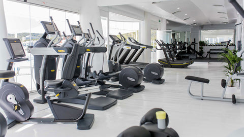 Enjoy state of the art equipment at Cotton Fitness Club