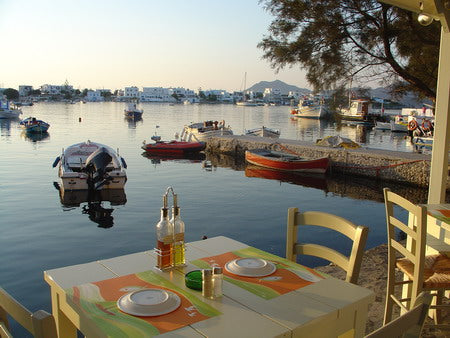 Gialos is a brilliant and authentic Greek taverna