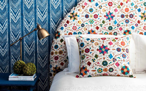 Plenty of design inspiration for new swim trunk patterns at Halcyon House