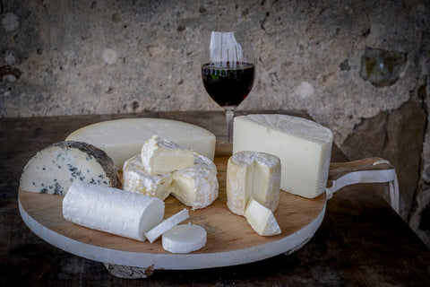 If you love your cheese like us here at Nicolas Alexander, then a visit to Cupitt's winery and fromagerie is a must