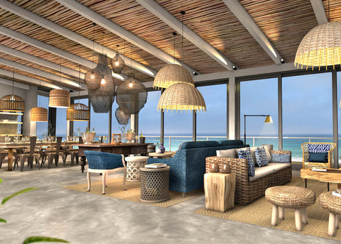 Lekkerwater Beach Lodge will offer an intimate setting designed for you to reconnect with nature