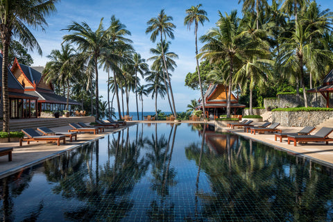 Michael Bonsor recommends visiting the paradise that is the Amanpuri Resort in Thailand