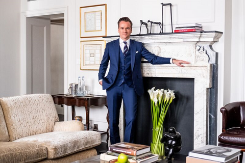 Michael Bonsor tells Nicolas Alexander that it is all about creating lasting memories for his guests at Rosewood London