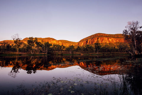 Mount Mulligan Lodge offers 5 star luxury amongst the Australian outback