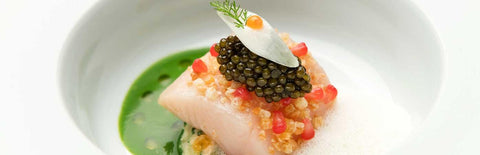 Enjoy mouth-watering cuisine onboard The Ritz-Carlton Yacht