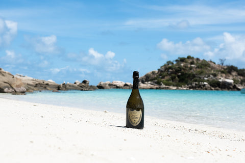 Nicolas Alexander highly recommends the Dom Perignon Experience at Lizard Island
