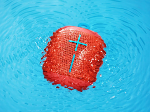 Nicolas Alexander recommends the Wonderboom Waterproof speaker for your next summer holiday