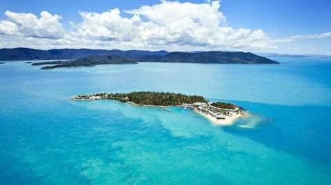 Nicolas Alexander swimwear takes a closer look at the recently reopened Daydream Island Resort