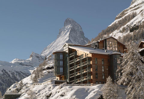 Spend this Easter skiing in Zermatt and stay at The Omnia